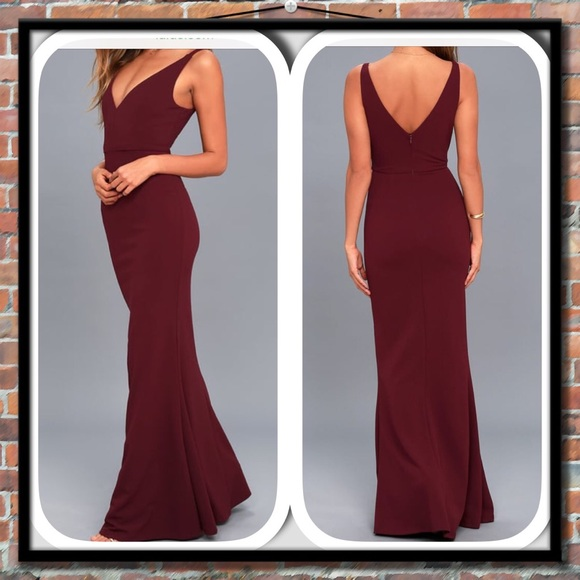 f29ecc47512226 Melora Plum Purple Maxi Dress